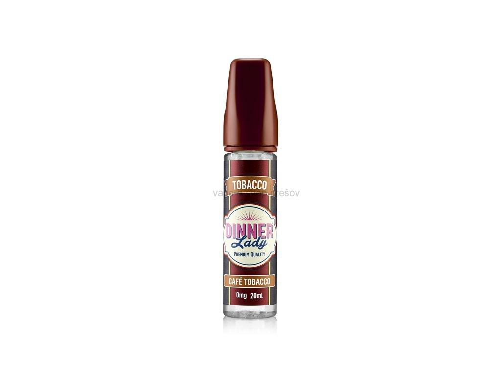 Príchuť Dinner Lady Tobacco Cafe Tobacco 20ml