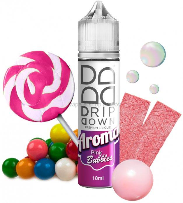 Príchuť Drip Down Shake and Vape Pink Bubbles 18ml