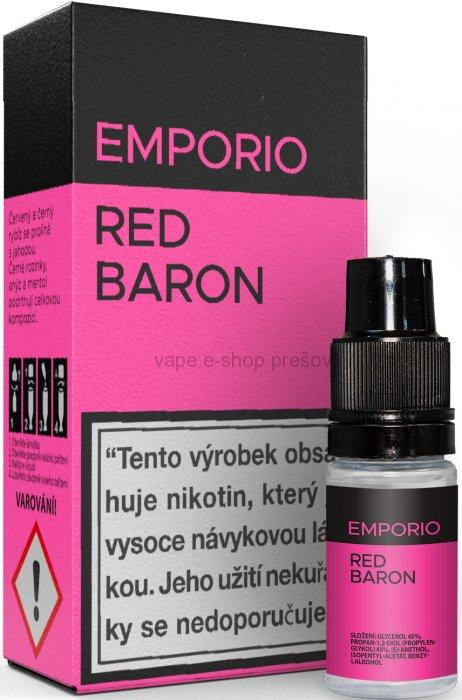 10ml Liquid EMPORIO Red Baron