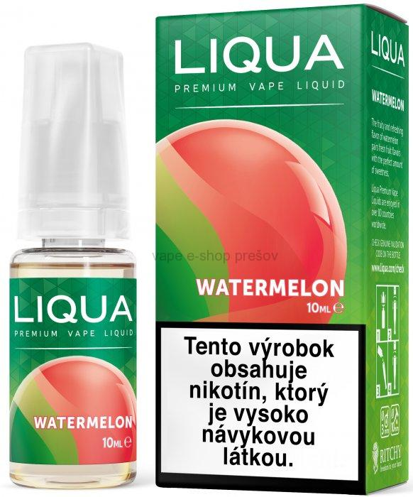 10ml Liquid LIQUA  Elements Watermelon - Vodný melón