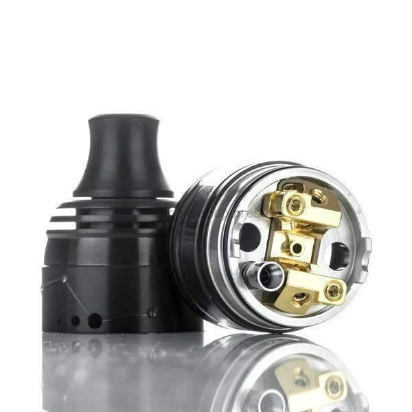 Atomizér Vapefly Galaxies MTL RDA (squonk) 22mm - Čierny