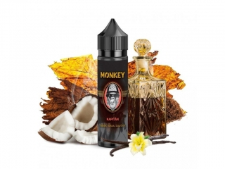 Príchuť Monkey liquid - Kapitán Shake and Vape 12ml