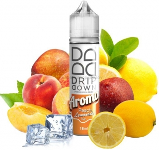 Príchuť Drip Down Shake and Vape Peach Lemonade Ice 18ml