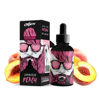 Shortfill 50ml OSSEM -Japanese Peach - Broskyňa