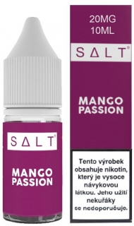 10ml Liquid Juice Sauz SALT- Mango Passion - marakuja, mango