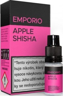 10ml Liquid EMPORIO Apple shisha